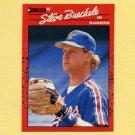 1990 Donruss Baseball #107 Steve Buechele - Texas Rangers