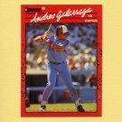1990 Donruss Baseball #097 Andres Galarraga - Montreal Expos