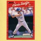 1990 Donruss Baseball #085 Kevin Seitzer - Kansas City Royals