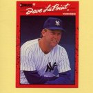 1990 Donruss Baseball #072 Dave LaPoint - New York Yankees