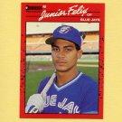 1990 Donruss Baseball #070 Junior Felix - Toronto Blue Jays