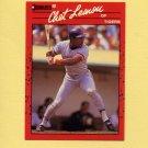 1990 Donruss Baseball #060 Chet Lemon - Detroit Tigers