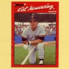1990 Donruss Baseball #059 Kirt Manwaring - San Francisco Giants