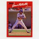 1990 Donruss Baseball #056 Geno Petralli - Texas Rangers