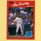 1990 Donruss Baseball #045 Alex Sanchez - Toronto Blue Jays