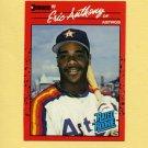 1990 Donruss Baseball #034 Eric Anthony RC - Houston Astros