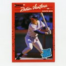 1990 Donruss Baseball #028 Robin Ventura - Chicago White Sox