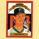 1990 Donruss Baseball #017 John Smiley DK - Pittsburgh Pirates
