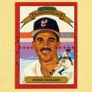 1990 Donruss Baseball #015 Ozzie Guillen DK - Chicago White Sox