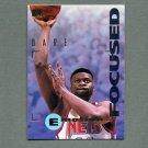 1994-95 Emotion Basketball #062 Yinka Dare - New Jersey Nets
