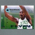 1994-95 Emotion Basketball #004 Greg Minor RC - Boston Celtics