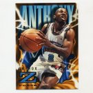 1996-97 Z-Force Basketball #92 Greg Anthony - Vancouver Grizzlies