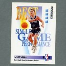 1991-92 SkyBox Basketball #310 Scott Skiles - Orlando Magic