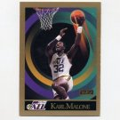 1990-91 SkyBox Basketball #282 Karl Malone - Utah Jazz