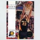 1993-94 SkyBox Premium Basketball #233 Scott Haskin RC - Indiana Pacers