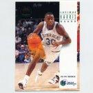 1993-94 SkyBox Premium Basketball #213 Lucious Harris RC - Dallas Mavericks