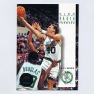 1993-94 SkyBox Premium Basketball #198 Dino Radja RC - Boston Celtics