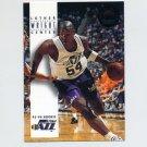 1993-94 SkyBox Premium Basketball #190 Luther Wright RC - Utah Jazz