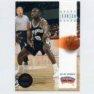 1993-94 SkyBox Premium Basketball #166 Avery Johnson - San Antonio Spurs