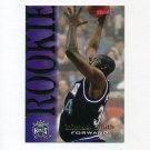 1994-95 Hoops Basketball #369 Michael Smith RC - Sacramento Kings