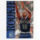 1994-95 Hoops Basketball #350 Howard Eisley RC - Minnesota Timberwolves