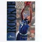 1994-95 Hoops Basketball #316 Tony Dumas RC - Dallas Mavericks