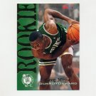 1994-95 Hoops Basketball #307 Greg Minor RC - Boston Celtics