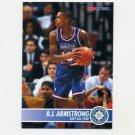 1994-95 Hoops Basketball #225 B.J. Armstrong AS - Chicago Bulls