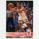 1994-95 Hoops Basketball #138 David Wesley - New Jersey Nets