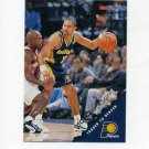 1996-97 Hoops Basketball #066 Mark Jackson - Indiana Pacers