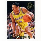 1994-95 Stadium Club Basketball #131 Doug Christie - Los Angeles Lakers