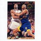 1994-95 Stadium Club Basketball #121 Antonio Davis - Indiana Pacers