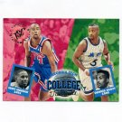 1994-95 Stadium Club Basketball #108 Dennis Scott / Kenny Anderson CT
