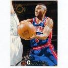 1994-95 Stadium Club Basketball #096 Lindsey Hunter - Detroit Pistons