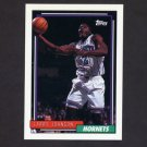 1992-93 Topps Basketball #283 Larry Johnson - Charlotte Hornets