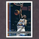 1997-98 Topps Basketball #044 Tyrone Hill - Cleveland Cavaliers