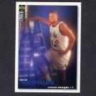 1995-96 Collector's Choice Basketball #317 David Vaughn RC - Orlando Magic