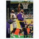 1994-95 Upper Deck Basketball #338 Anthony Miller RC - Los Angeles Lakers