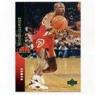 1994-95 Upper Deck Basketball #321 Mookie Blaylock - Atlanta Hawks