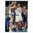 1994-95 Upper Deck Basketball #308 Clifford Rozier RC - Golden State Warriors
