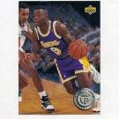 1993-94 Upper Deck Basketball #497 Nick Van Exel TP - Los Angeles Lakers