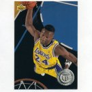 1993-94 Upper Deck Basketball #495 George Lynch TP - Los Angeles Lakers