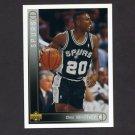 1993-94 Upper Deck Basketball #371 Chris Whitney RC - San Antonio Spurs