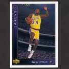 1993-94 Upper Deck Basketball #355 George Lynch - Los Angeles Lakers