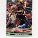 1992-93 Ultra Basketball #344 Dave Johnson - Portland Trail Blazers