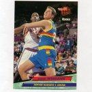 1992-93 Ultra Basketball #256 Robert Werdann RC - Denver Nuggets