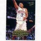 1995-96 Ultra Basketball #131 Dana Barros - Philadelphia 76ers