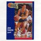 1991-92 Fleer Basketball #221 John Stockton LL - Utah Jazz