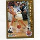 1992-93 Fleer Basketball #240 John Stockton LL - Utah Jazz