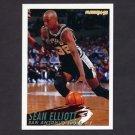 1994-95 Fleer Basketball #366 Sean Elliott - San Antonio Spurs